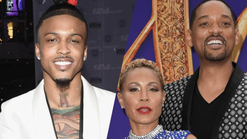 August Alsina Will Jada Pinkett Smith
