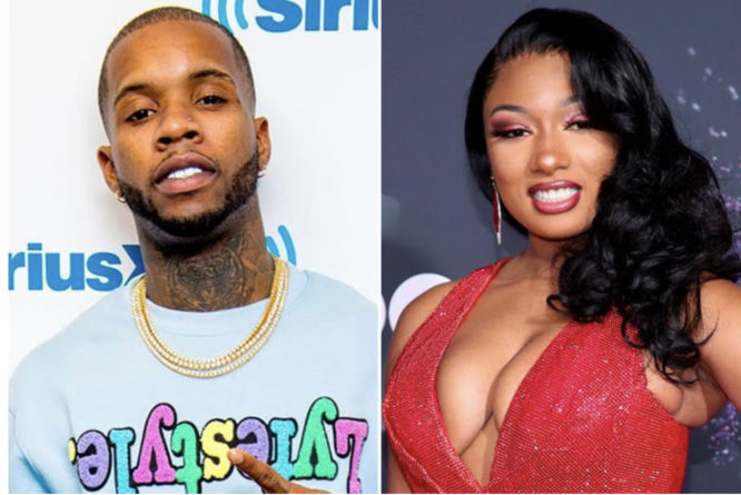 Tory Lanez Arrested For Carrying A Concealed Gun,  Megan Thee Stallion In Car
