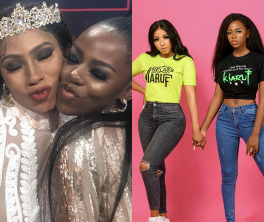 """""""Women Supporting Women Is Not A Myth"""" – Mercy Eke Serves Friendship Goals With Diane"""