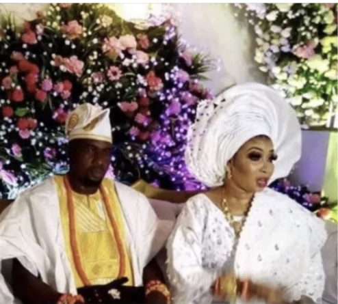 Lizzy Anjorin marries
