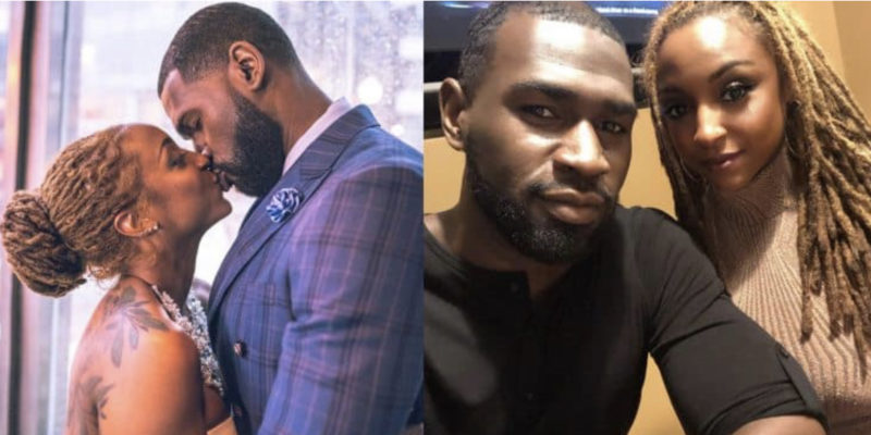 Woman Gets Married To Uber Driver After Proposing To Him On Their 1st Day Of Meeting (Photos)