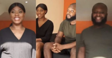 UK-Born Lady Follows Her Boyfriend To Africa After He Was Deported (Video)