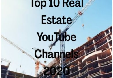 Top 10 Real Estate YouTube Channels 2020