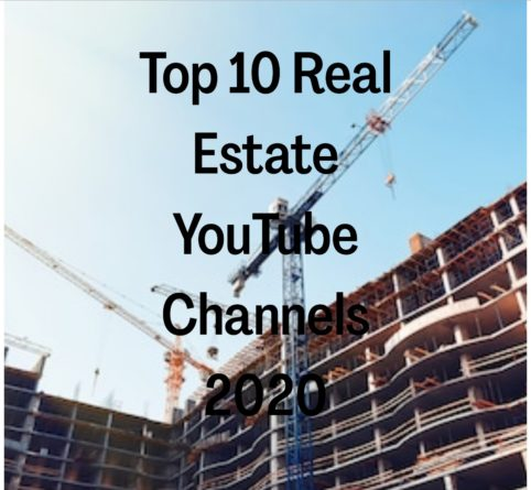 Real Estate YouTube channels