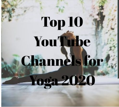 youtube channels for yoga