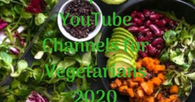 YouTube channels for vegetarians