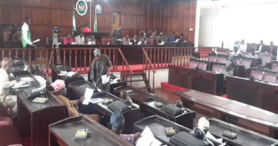 Ajayi Agboola: Ondo CJ Replies Assembly After Receiving Impeachment Notice