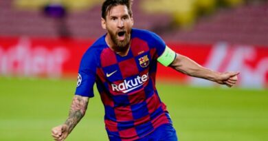 'You Will Explain in Training How You Did This', Asisat Oshoala Wonders at Lionel Messi's Goal Against Napoli