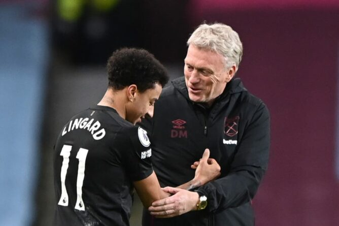 Lingard, Moyes and a Season That Could Redeem Both Men
